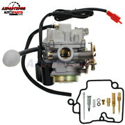 Gy6 Carburetor 50cc Scooter Moped For Venom Wahoo Yamoto Propel Road Runner Zenn