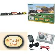 Bachmann Trains - Whistle-stop Special Dcc Sound Value Ready To Run Electric Tra