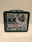 1999 Joe Namath Upper Deck Trading Card Lunch Box Cards Not Included