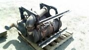 2015 Freightliner Cascadia Isx Dpf Exhaust Assembly 7015377