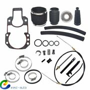 For Mercruiser Alpha One Transom Seal Bellow Kit With Lower Shift Cable Alpha 1