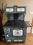 1920and039s Era Home Comfort Cook Stove Manufactured By Wrought Iron Range Company