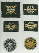 1940and039s Explorer Ranks Post Adviser Assistant Post Adviser And 4 Post Officers