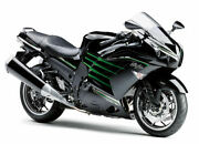 Kawasaki Motorcycle Genuine Parts Zx-14r Lower Cowling Kit Under Fairings F/s