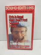 Lewis Grizzard Elvis Is Dead And I Dont Feel So Good Myself Audio Book Cassette
