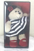 New Starbucks Alice And Olivia By Stacey Bendet Bearista Holiday Bear 2013