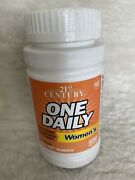 21st Century One Daily Women's Vitamin Compare To One-a-day Womens 100 Ct
