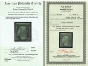 Scarce Genuine Scott 85b Mint Og Well Defined Z-grill 2 Certs Aps And Weiss Cert