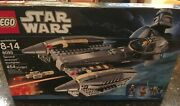 Lego Star Wars General Grievous Starfighter 8095 New And Factory Sealed