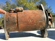 1955 56 57 58 59 60 Chevrolet Buick Cadillac Delco Remy Generator 12 Volt Used