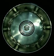 Cadillac Deville Fleetwood Calais Hubcap Rwd Stainless Rim Wheel Cover 1968 1969