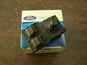 Nos Oem Ford 1982 1987 Lincoln Continental Power Seat Switch 1983 1984 1985 Blk