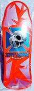 Tony Hawk Bottle Nose Full Size Rare Hot Pink Deck Re-issue Brand New