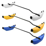 New Inflatable Kayak Stabilizer Pvc Canoe Outrigger Kit Floating Boat Accessory