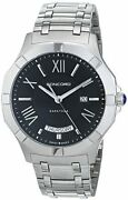 Concord Mens Analogue Classic Quartz Watch With Stainless Steel Strap 320348