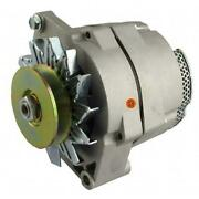 79004870nhd Alternator - New 12v 72a 10si Aftermarket Delco Remy Fits White