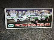 Hess Truck Collection 11 Pieces Set All In Box Never Opened From 2002-2014