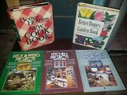 Vintage Better Homes And Garden Books Awesome Lot Of 6 Original Books Look