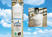 R404a Refrigerant With Uv Dye And Stop Leak 28 Oz New Disposable One Step Can