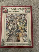 1932 Fairy Tales By Hans Andersen Illustrated By Rackham Boxed Book Hc W/dj
