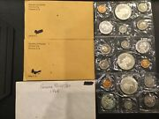 1968 Panama 6-coin Proof Sets 2 - Low Mintage 23210 - 75 Each Or 2 For 130