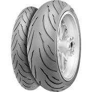 Continental Conti Motion Front Tyre Ducati Monster 900 Cromo Eu 2000-01