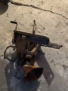 Allis Chalmers Wd Snap Coupler Bell Housing Holder And Main Bell Latch Bracket