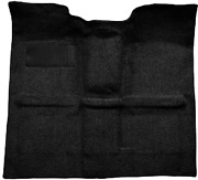 Acc Black Molded Carpet 67-72 Chevy Std Cab Pickup 2wd Th400 - No Tank In Cab