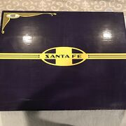 Lionel 6-11713 Santa Fe Limited Production Freight Set With Rail Sounds