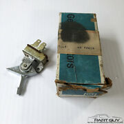 Nos 78-82 Chevy/gmc Truck A/c Fan Blower Switch Air Conditioning Ac Gm 469368