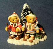 Enesco - Cherished Teddies - Spirit Of Christmas Grows In Our Hearts - 352799