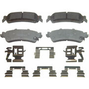 For 2001-2001 Chevrolet Suburban 1500 306a179115 Disc Brake Pad By Wagner Brakes