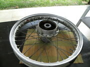 Nos Complete Rear Wheel Akront For Montesa Cota 348 18andrdquo