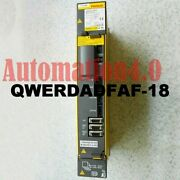 1pc Used Fanuc Servo Amplifier A06b-6127-h202 Fully Tested Free Shipping