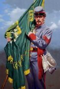 Michael Gnatek - Confederate Green 10th Tennessee Infantry - Cw Coll 731/750