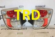 Toyota Celica Trd Rear Clear Tail Lights Brake Lamps 99-06 Zzt230 Zzt231