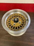 Caroll Shelby 13 X 6 Omni Glhs Ford Mazda Wheel With Center Cap Nice Nos 1020
