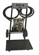 Industries Wen201ts Mobile Fluid Transfer System W/ 12v Pump Usa Made