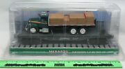 Menards O Gauge Flatcar With Flatbed Truck And Lumber Load