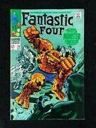 Fantastic Four 1961 79 Fn/vf 7.0 1st Android Man Jack Kirby Cover And Art