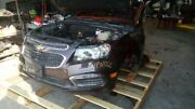 Front Clip From 2015 Chevy Cruze Vin P 4th Digit Limited Opt T4w 5250727