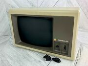 Apple Monitor Iii A3m0039 Vintage Computer Mac 1983 Made In Japan Tested Working