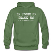 Mens Big And Tall Hoodie Graphic Funny Zombie Clothing Apparel Many Options