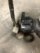 1981 Yamaha Virago Xv750 Used Left Hand Control Switches. Tested And Good
