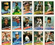 1985 Topps Traded Singles ---------------pick From List-------------------------