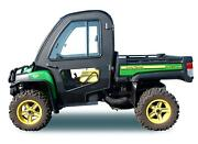 Aluminum Doors For Deluxe Cabs Without Doors For Xuv Gators 1gxuvfcnds