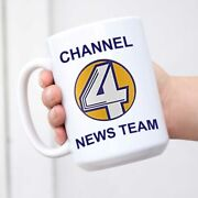 Channel 4 News Team Classic Mug Unique Gift Ideas For Her From Daughter Or Son