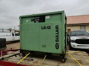 Sullair Ls12-50l/a/sul Used Compressor 50hp 460v Water Cooled