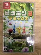 Pikmin 3 Deluxe Nintendo Switch Japanese/english/french/other Tracking New