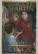 A Clash Of Kings 6 Nm Game Of Thrones Part 2 Dynamite Comics Md14